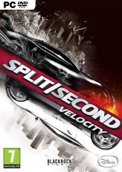 Jaquette de Split/Second Velocity PC