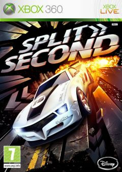 Jaquette de Split/Second Velocity Xbox 360
