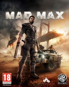 Jaquette de Mad Max PS4