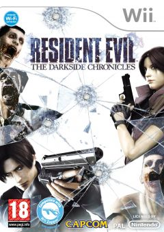 Resident Evil The Darkside Chronicles