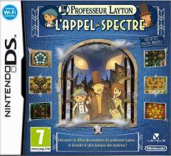 Professeur Layton et l'Appel du Spectre (DS)