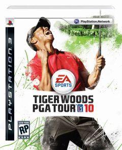 Jaquette de Tiger Woods PGA Tour 10 PlayStation 3