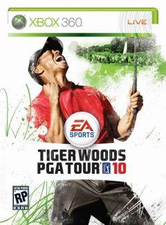 Jaquette de Tiger Woods PGA Tour 10 Xbox 360