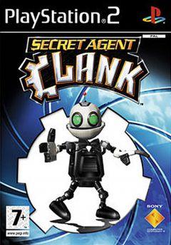 Jaquette de Secret Agent Clank PlayStation 2