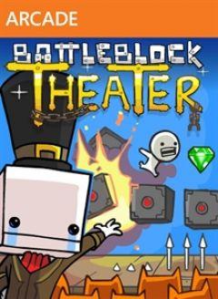 Jaquette de BattleBlock Theater Xbox 360