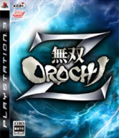 Jaquette de Warriors Orochi Z PlayStation 3