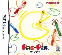 Jaquette de Pac-Pix DS