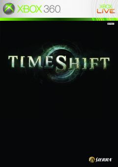 Jaquette de TimeShift Xbox 360