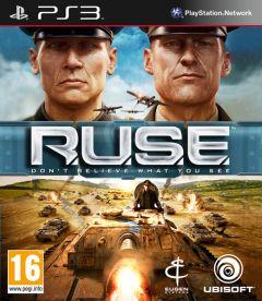 Jaquette de R.U.S.E. PlayStation 3