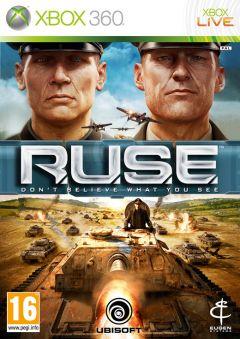 Jaquette de R.U.S.E. Xbox 360