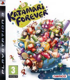 Jaquette de Katamari Forever PlayStation 3
