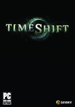 Jaquette de TimeShift PC