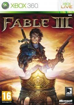 Jaquette de Fable III Xbox 360
