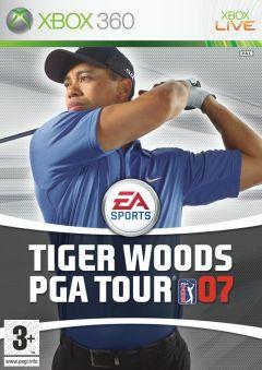 Jaquette de Tiger Woods PGA Tour 07 Xbox 360