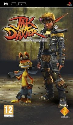 Jaquette de Jak and Daxter : The Lost Frontier PSP
