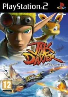 Jaquette de Jak and Daxter : The Lost Frontier PlayStation 2