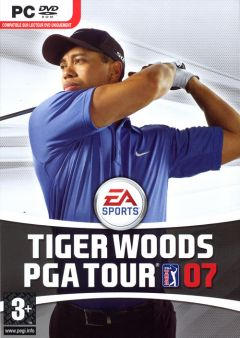 Jaquette de Tiger Woods PGA Tour 07 PC