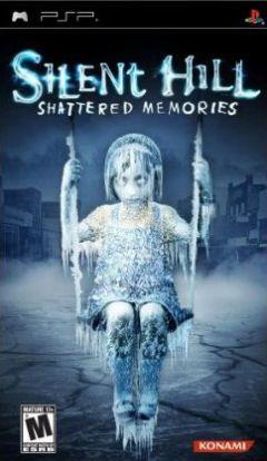 Jaquette de Silent Hill : Shattered Memories PSP