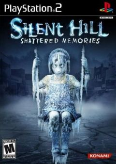 Jaquette de Silent Hill : Shattered Memories PlayStation 2