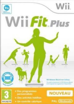 Jaquette de Wii Fit Plus Wii