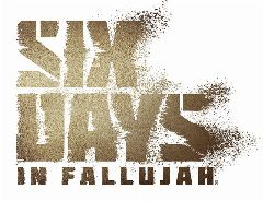 Jaquette de Six Days in Fallujah PlayStation 3