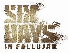 Jaquette de Six Days in Fallujah PC