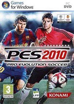 Jaquette de PES 2010 PC
