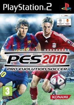 PES 2010 (PlayStation 2)
