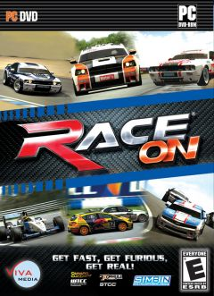 Jaquette de RACE On PC