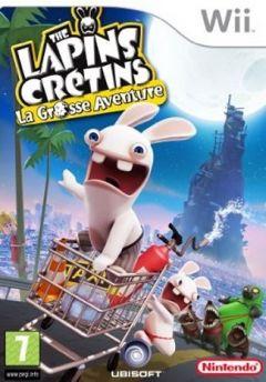 The Lapins Crétins : La Grosse Aventure (Wii)