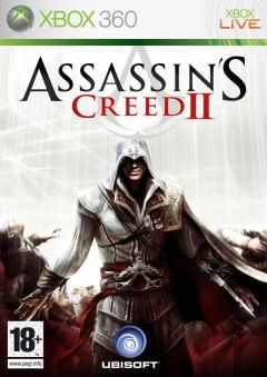 Jaquette de Assassin's Creed II Xbox 360