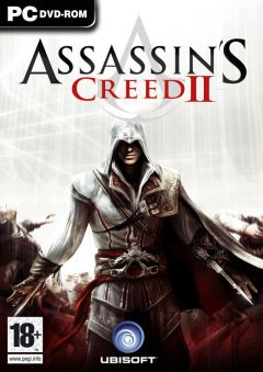 Jaquette de Assassin's Creed II PC