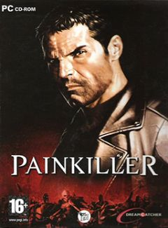 Jaquette de Painkiller PC