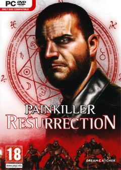 Jaquette de Painkiller : Resurrection PC