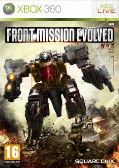 Jaquette de Front Mission Evolved Xbox 360