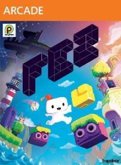 Jaquette de Fez Xbox 360