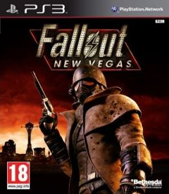 Jaquette de Fallout : New Vegas PlayStation 3