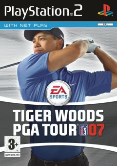 Jaquette de Tiger Woods PGA Tour 07 PlayStation 2