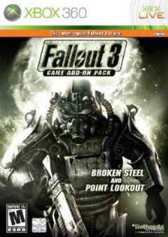 Jaquette de Fallout 3 : Broken Steel Xbox 360