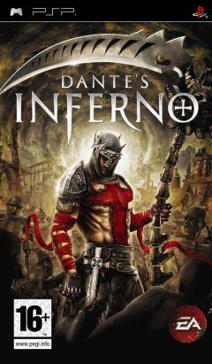 Jaquette de Dante's Inferno PSP