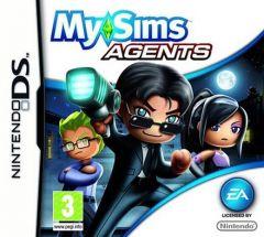 Jaquette de MySims Agents DS