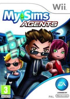 Jaquette de MySims Agents Wii