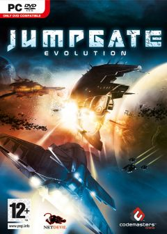 Jaquette de Jumpgate Evolution PC