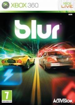 Jaquette de Blur Xbox 360