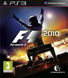 Jaquette de F1 2010 PlayStation 3