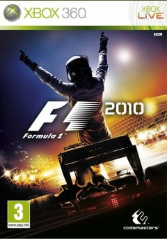 Jaquette de F1 2010 Xbox 360