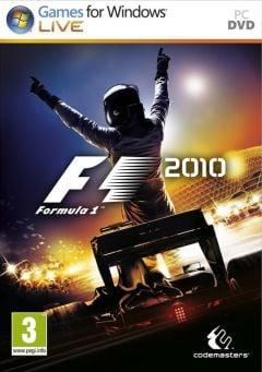 Jaquette de F1 2010 PC