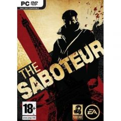 Jaquette de The Saboteur PC