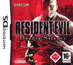 Jaquette de Resident Evil Deadly Silence DS