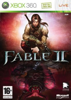 Jaquette de Fable II Xbox 360